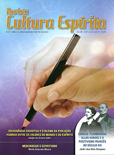 Revista Cultura Espírita 87 - Camille Flammarion, Allan Kardec e o Positivismo Francês do Séc XIX