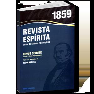 Revista Espírita 1859 - Allan Kardec