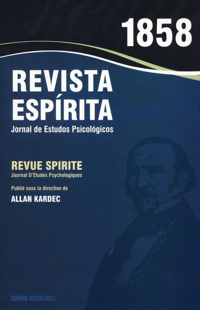 Allan Kardec | Revista Espírita 1858