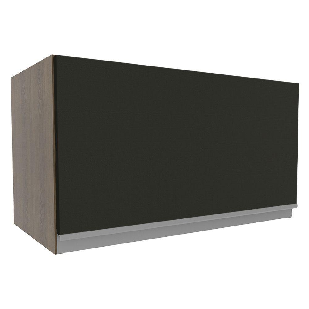 Aéreo de Cozinha 60cm 1 Porta Basculante G25602 Glamy Madesa