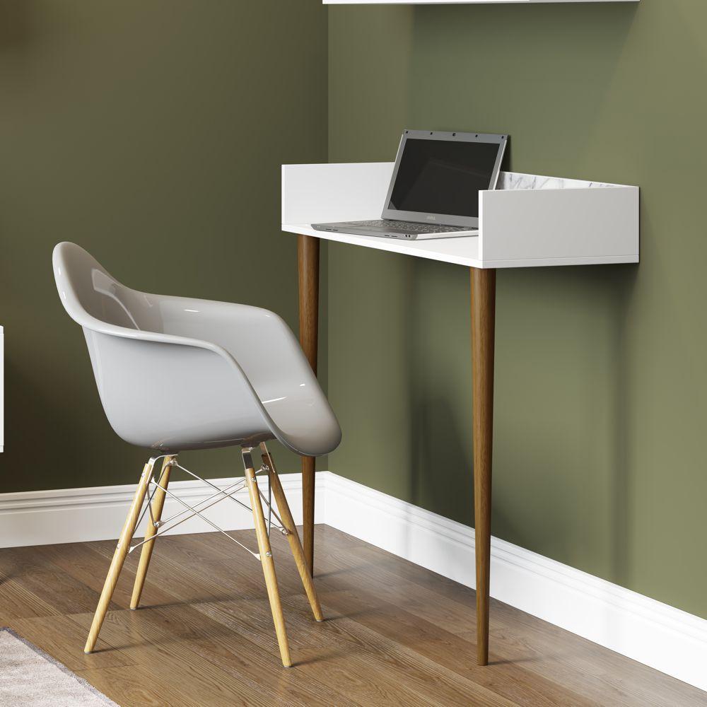 Aparador / Escrivaninha de parede 92cm 1003 Retrô Be Mobiliário