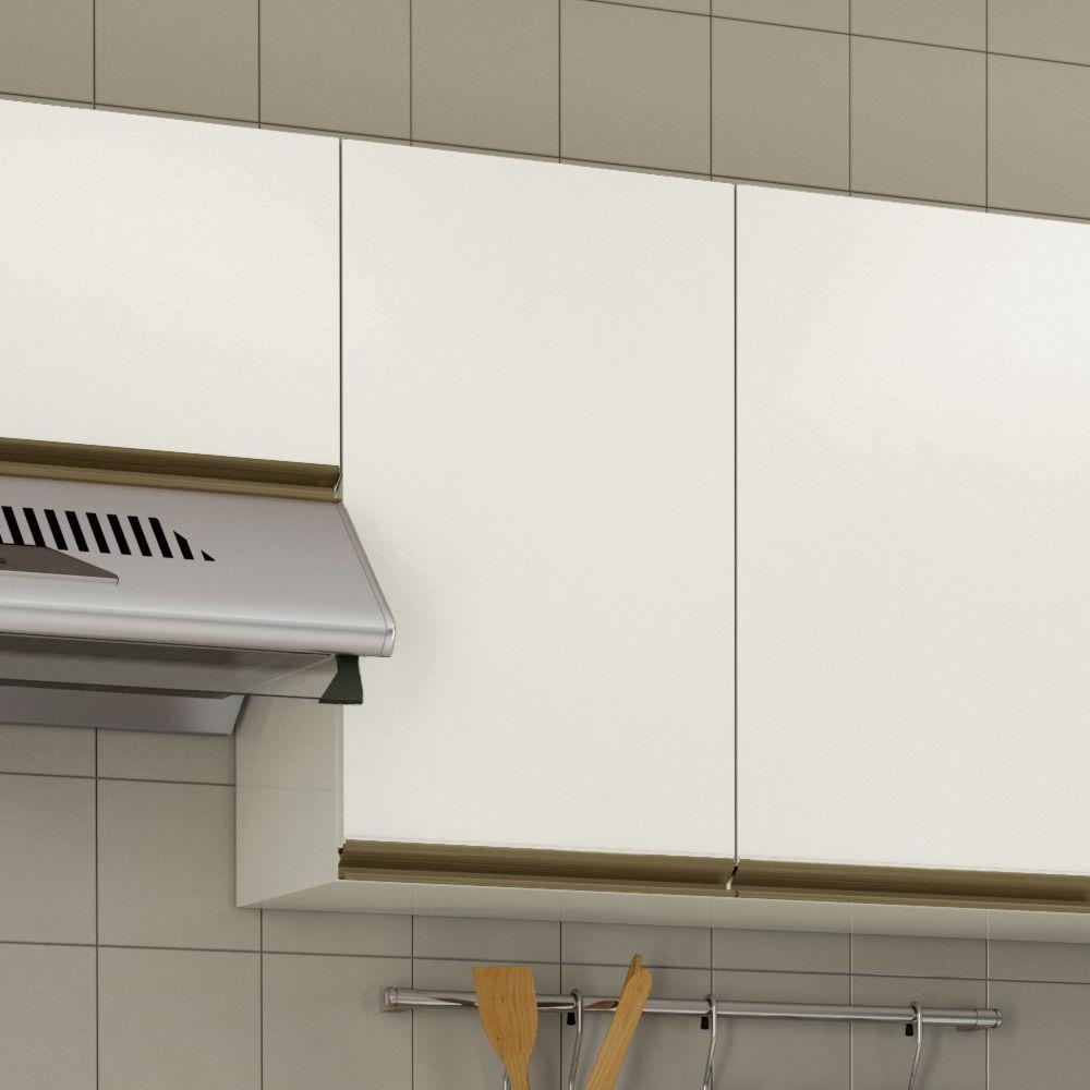 Armário de Cozinha Aéreo 40cm 1 Porta Vitória K343 Dalla Costa