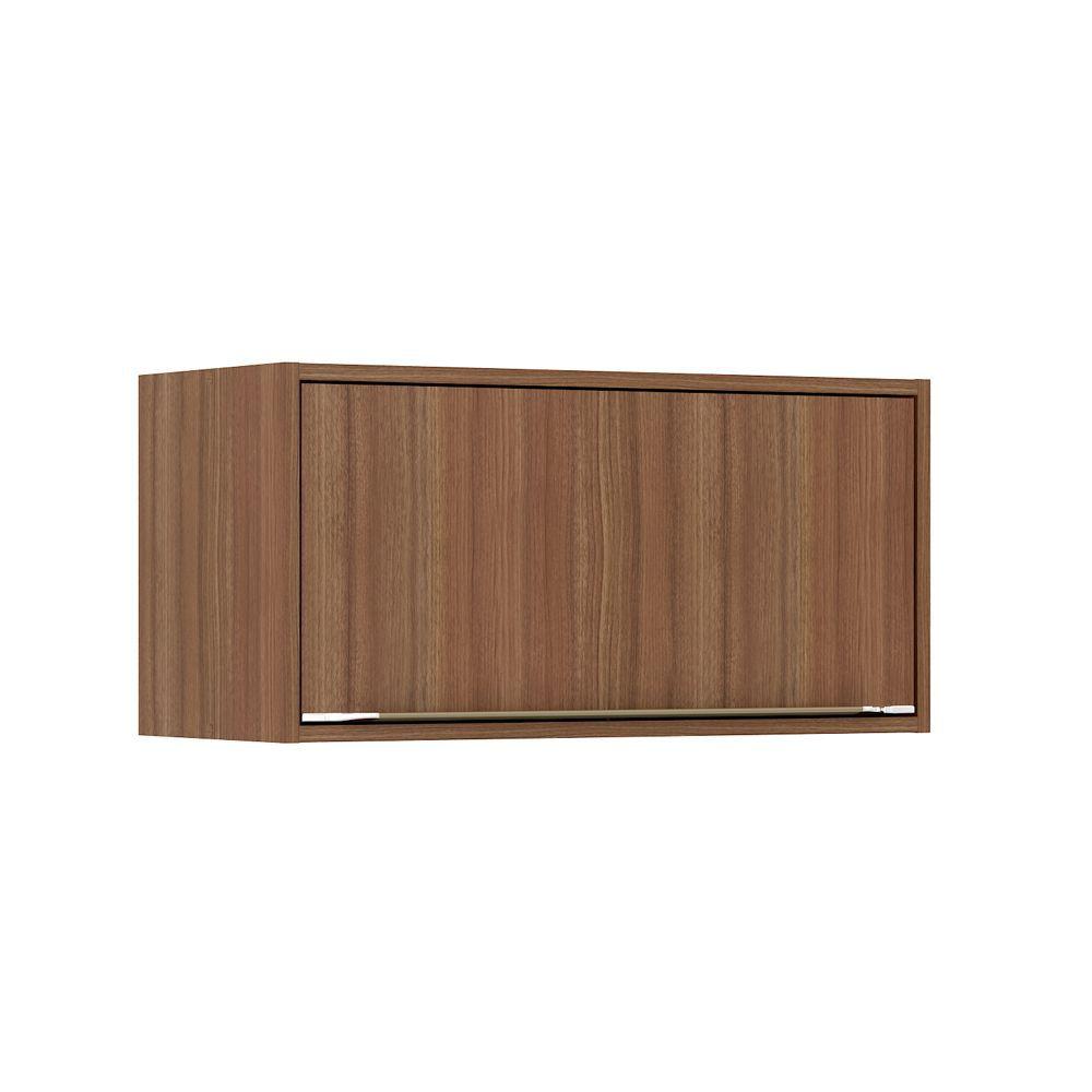 Armário de Cozinha Aéreo 70cm Porta Basculante Calábria 5403 Multimóveis