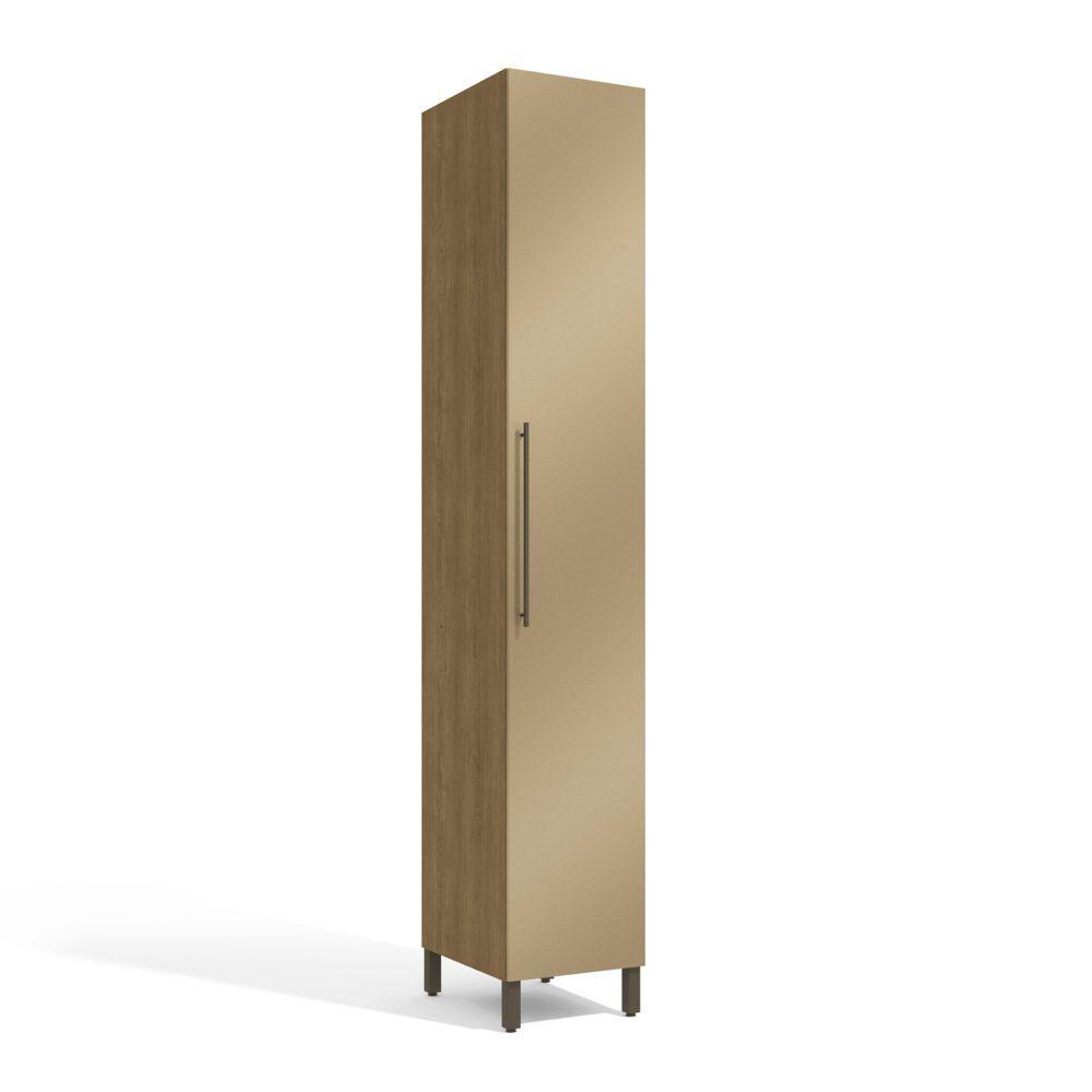 Armário de Cozinha Paneleiro 40cm 1 Porta H727 Áurea Kappesberg