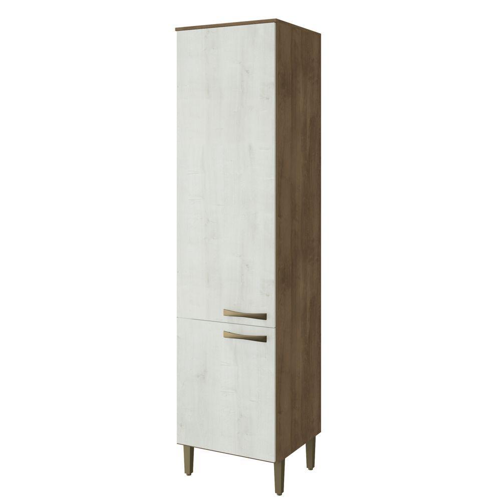 Armário de Cozinha Paneleiro 55cm 1329 Viena Casamia