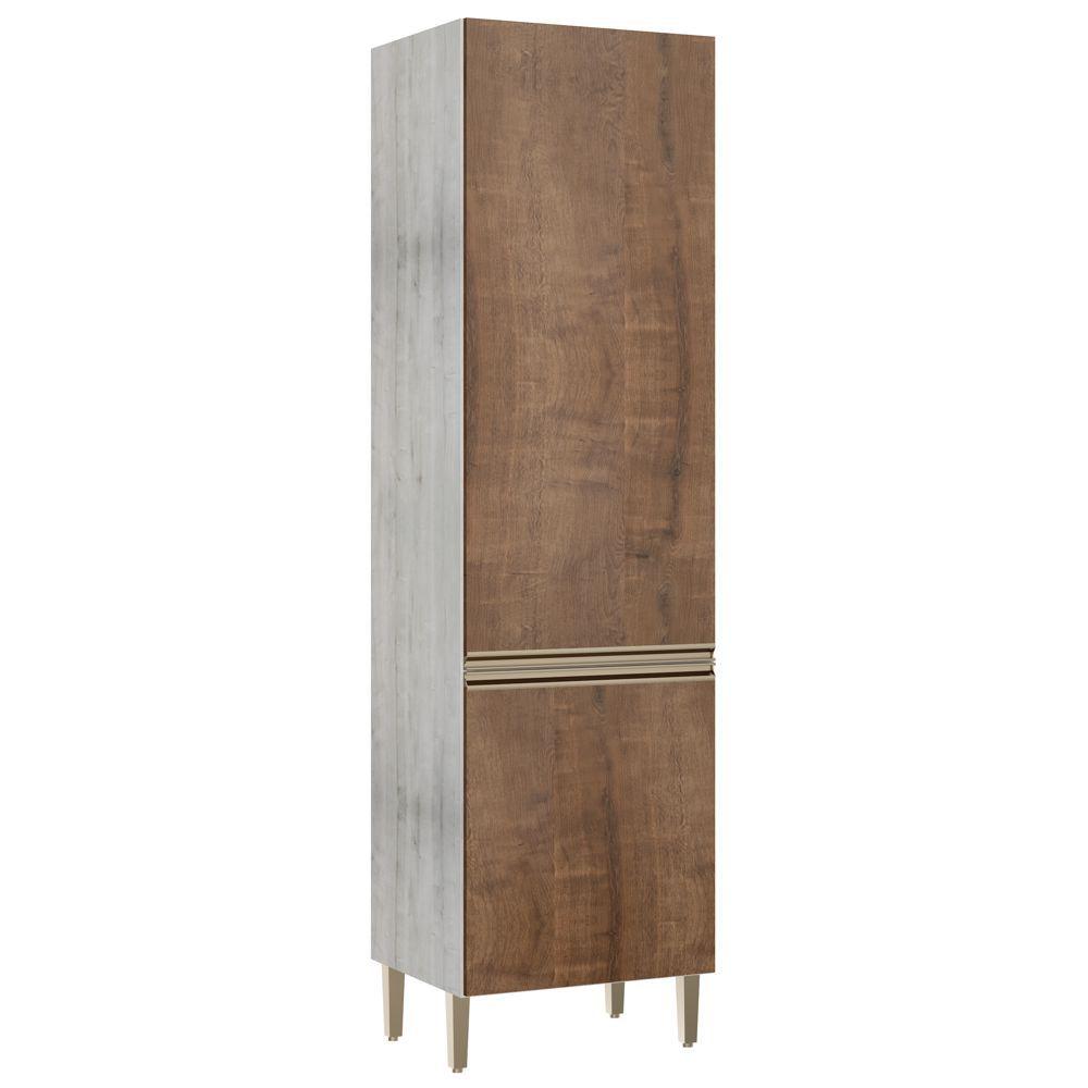 Armário de Cozinha Paneleiro 60cm 2429 França Casamia