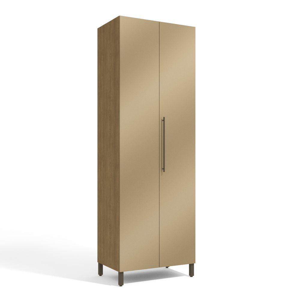 Armário de Cozinha Paneleiro 80cm 2 Portas H728 Áurea Kappesberg