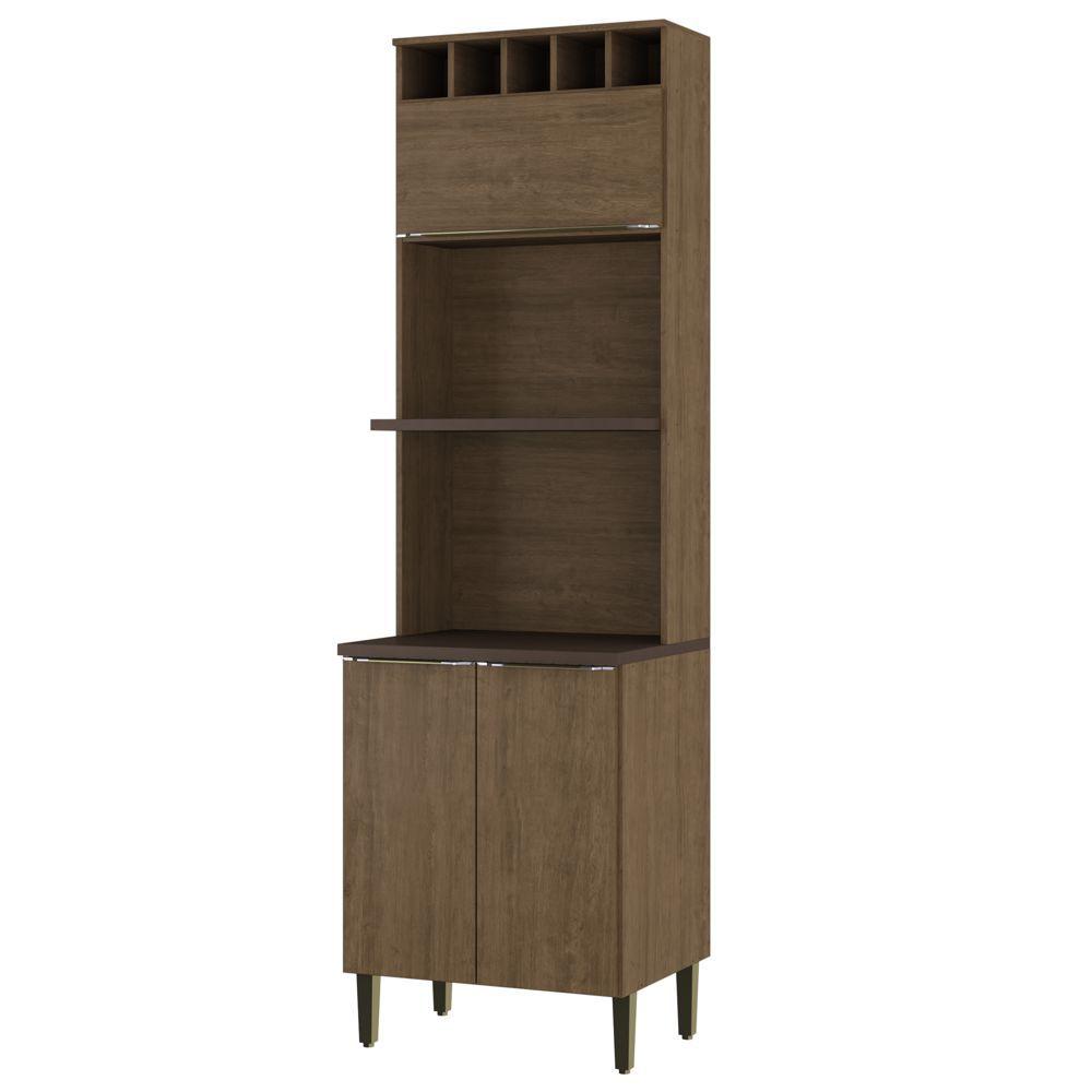 Armário de Cozinha Torre para Fornos 65cm 2818 Áustria Casamia