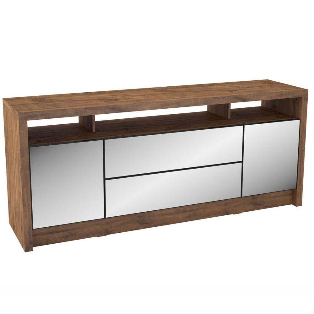 Balcão Buffet 1,80m Com Espelhos MDF TB277E Dalla Costa