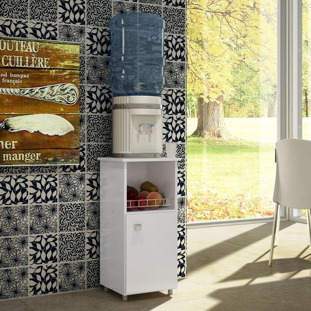 Balcão Fruteira para Bebedouro com Porta Milena FR4093 Art in Móveis