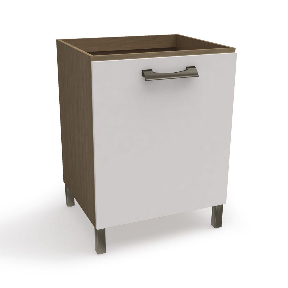 Balcão Sense 60cm 1 Porta D723 Kappesberg