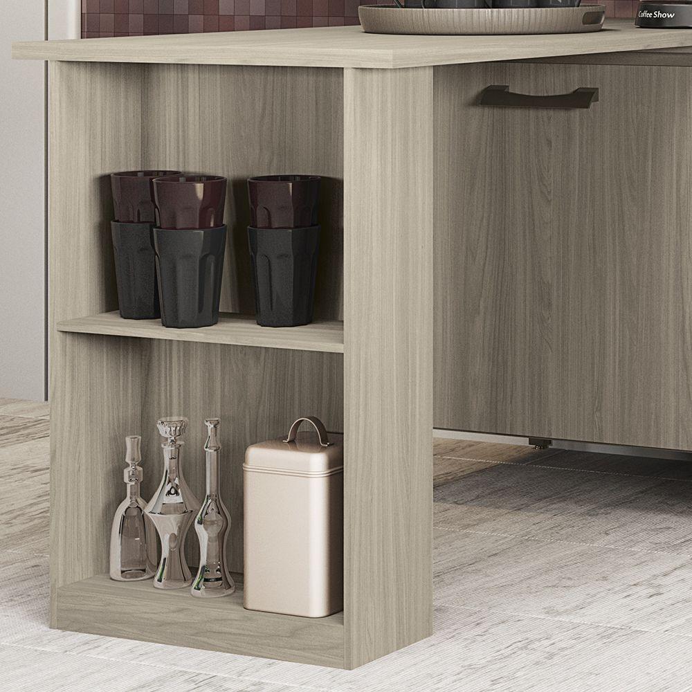 Bancada para Cozinha Compacta Sense E781 Kappesberg