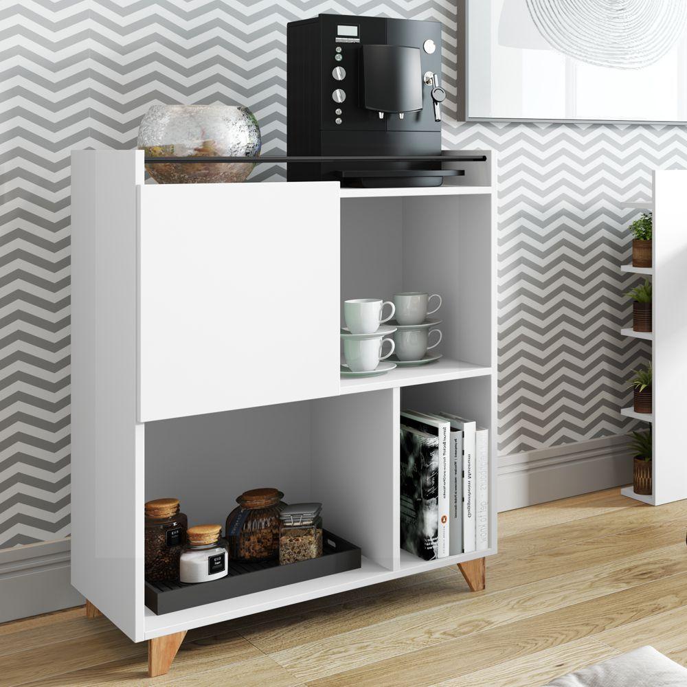 Barzinho  ou módulo cafeteira 70cm 1002 Drink Be Mobiliário