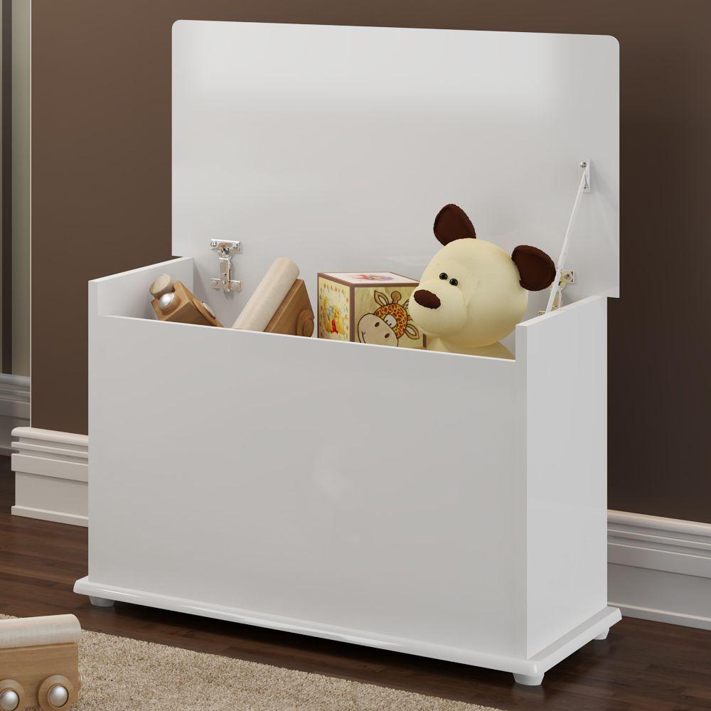 Baú Infantil Caixa Organizadora Brinquedos 2315 Multimóveis