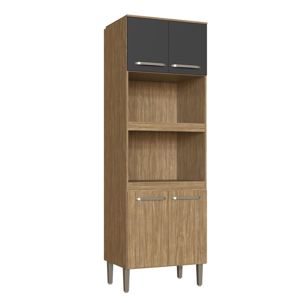 Armário de Cozinha Torre para Fornos 65cm Bélgica 3003 Casamia