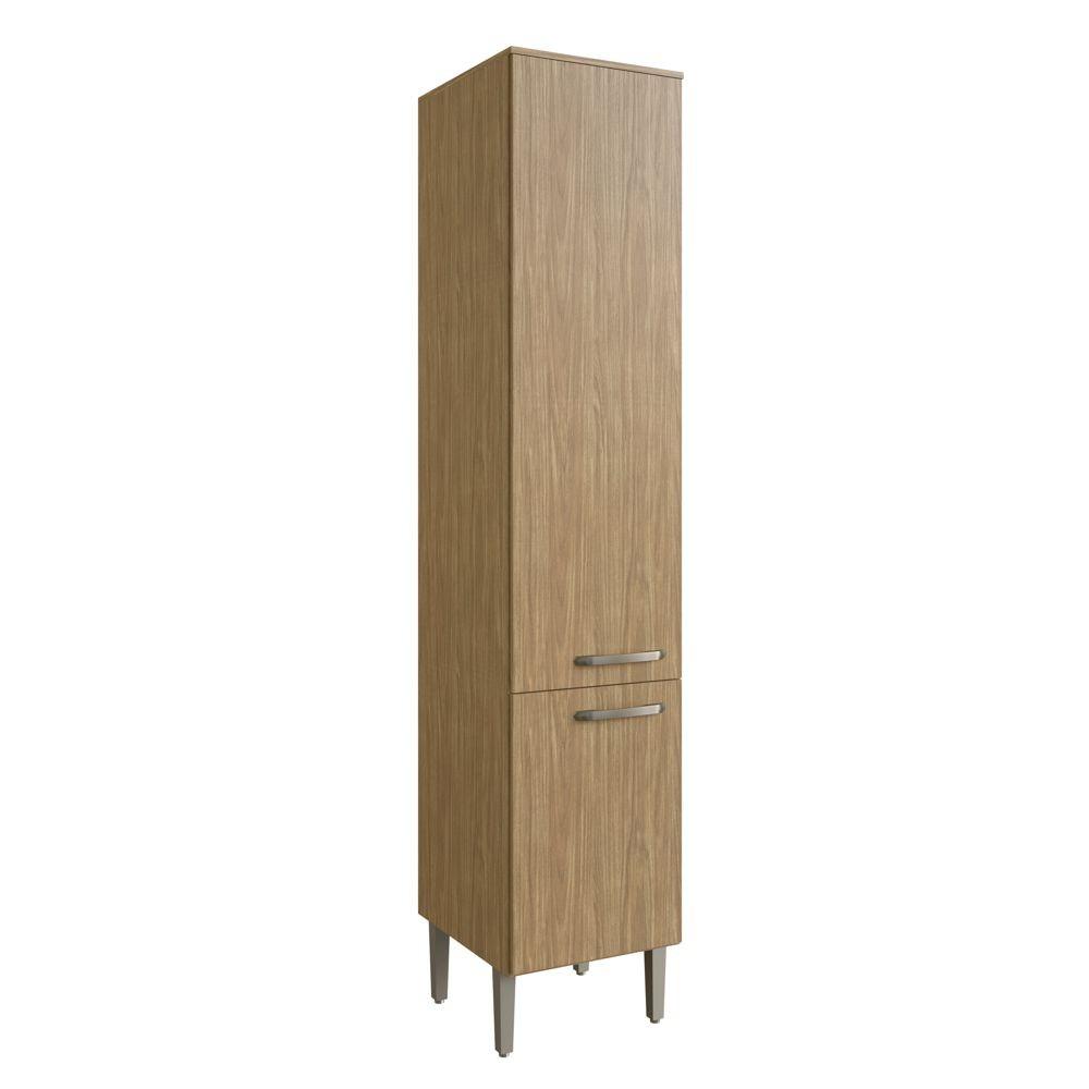 Armário de Cozinha Paneleiro 45cm 2 portas Bélgica 3029 Casamia