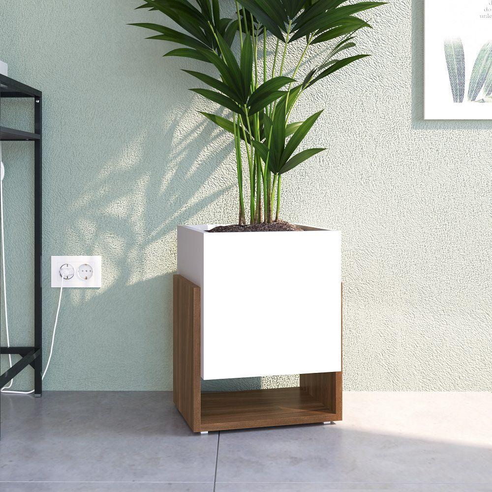Cachepôt Livreiro Multiuso 33x41,6cm Modern Office EST-W003 Estilare