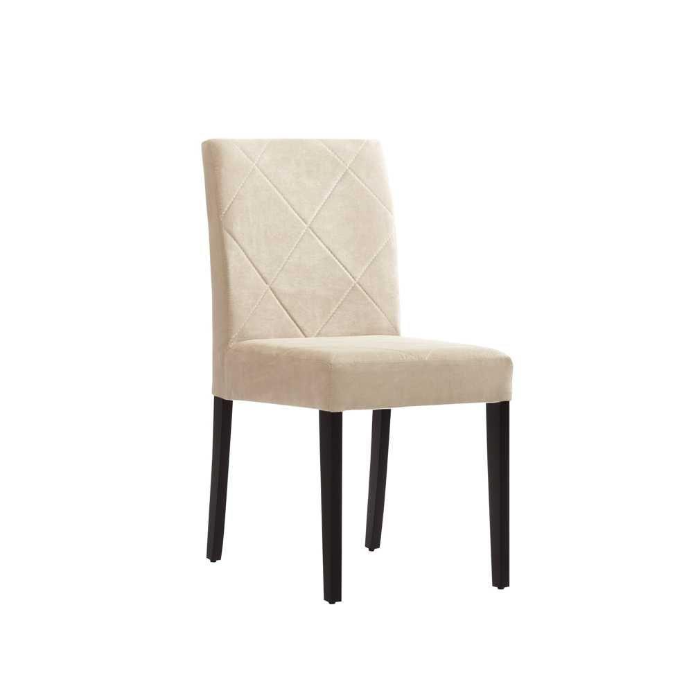 Cadeira de Jantar Estofada Juli Matelassê 8048 DAF