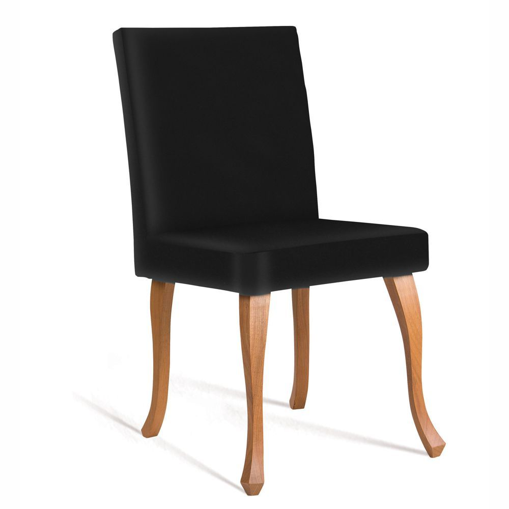 Cadeira de Jantar Estofada Juliete Lisa 8108 DAF