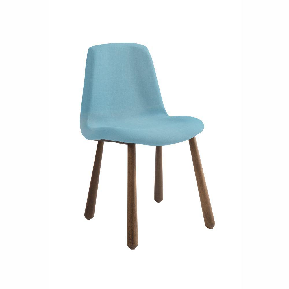 Cadeira Eames Pés Gota Vários Tecidos F89 DAF