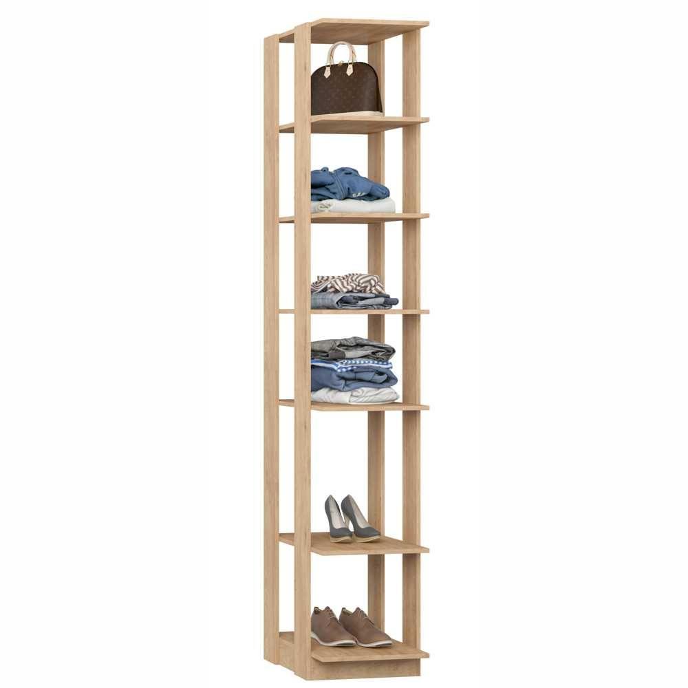 Closet Componível 5 Prateleiras 41cm 1001 Clothes BE Mobiliário