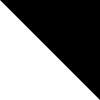 Branco/Preto Brilho
