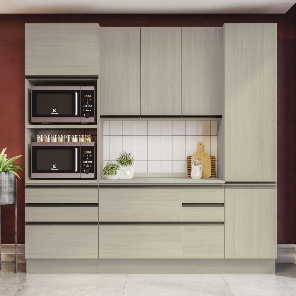 Cozinha Completa Planejada 5pc Maxxi CB312 Kappesberg
