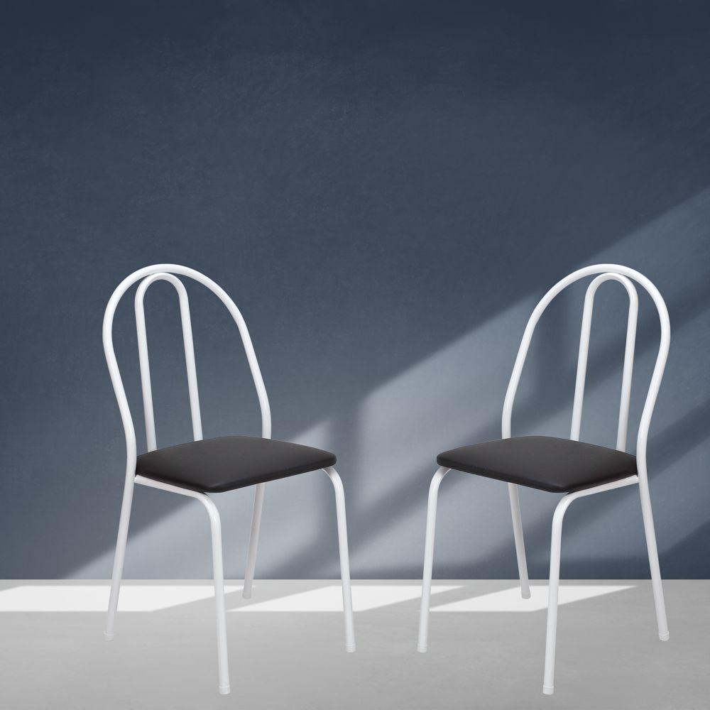 Kit com 2 Cadeiras Orlando Tre Paroni