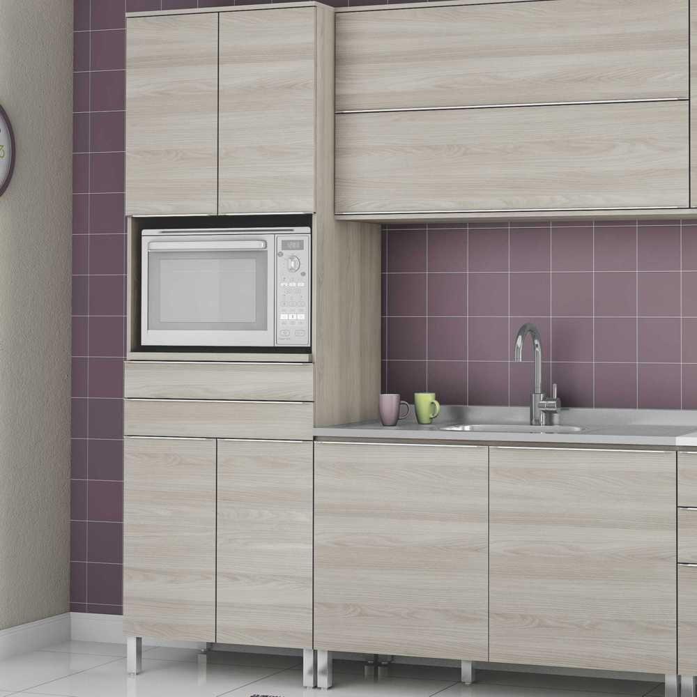 Armário de Cozinha Torre para forno Versatti C658 Kappesberg