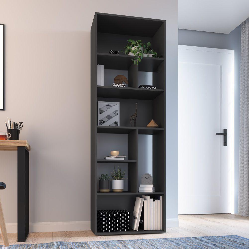 Livreiro Multiuso 60x180cm Modern Office EST-O005 Estilare