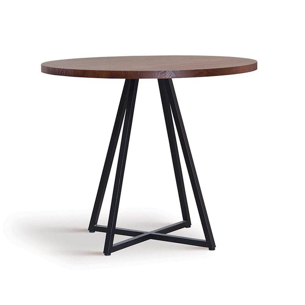 Mesa de Jantar redonda 90cm Heloise DAF Mobiliário