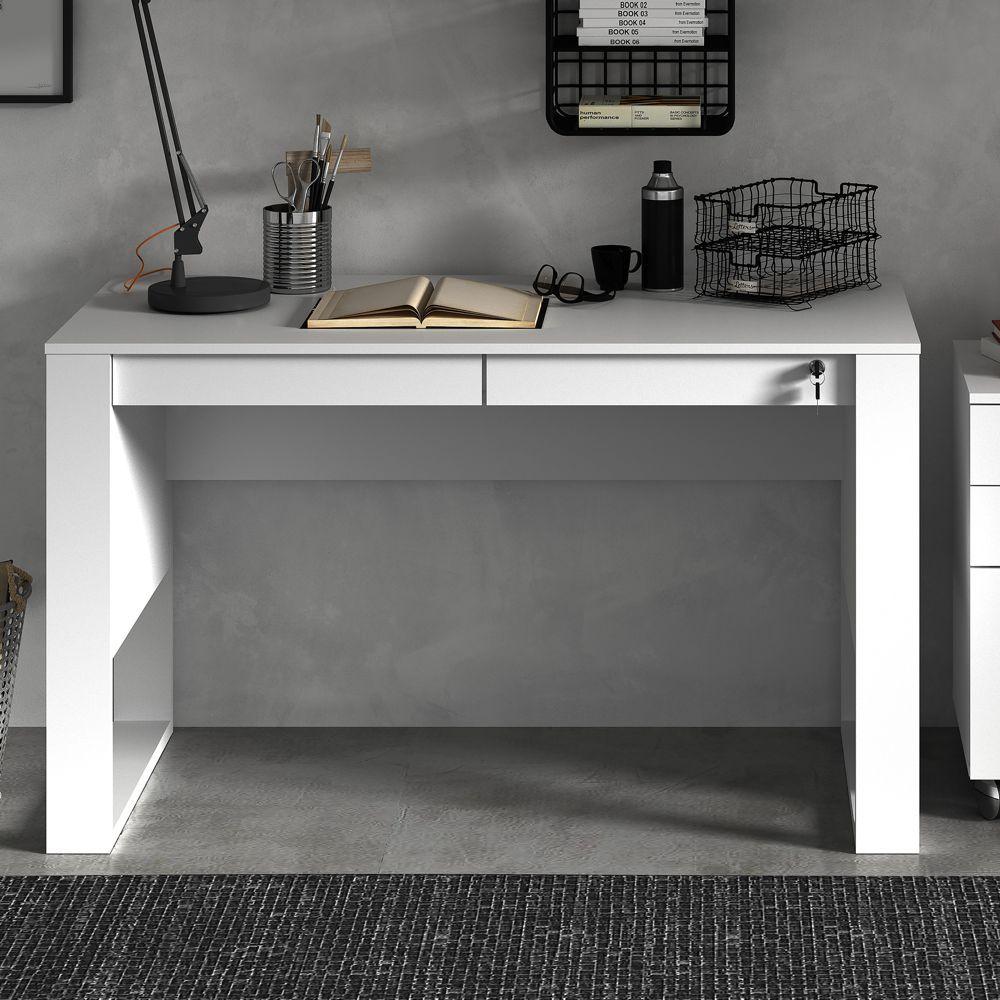 Mesa para Computador 2 Gavetas 1,27m ME4144 Tecno Móbili