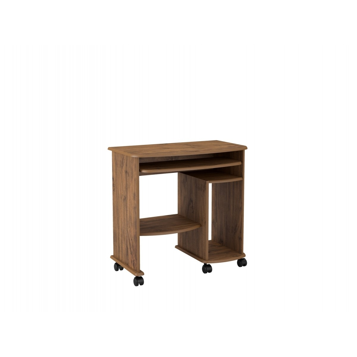 Mesa para Computador com Rodízios MDF C211 Dalla Costa