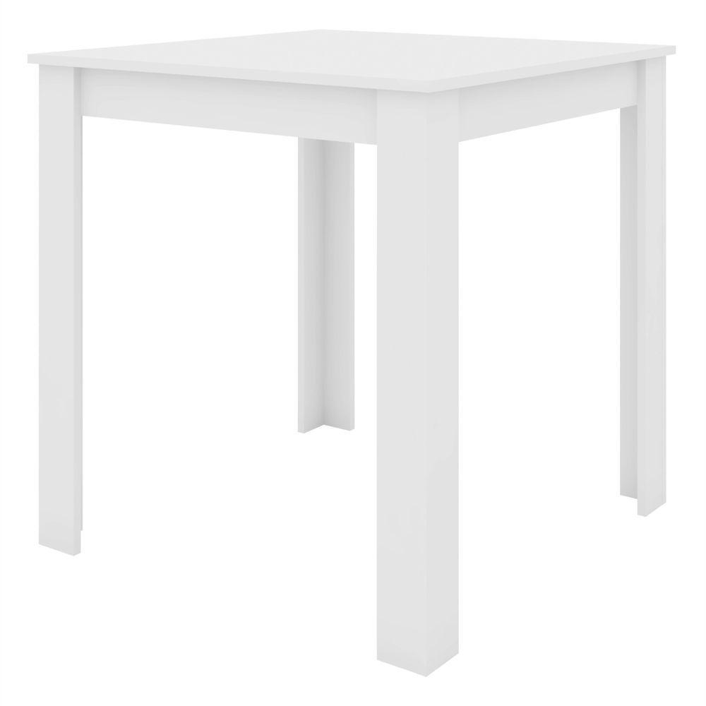 Mesa para Cozinha 75x75cm Florença MS800 Art in Móveis