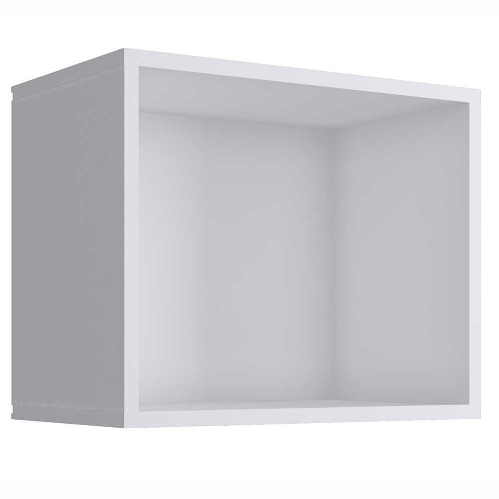 Nicho Cubo 43x35cm Branco KD1505 Quiditá