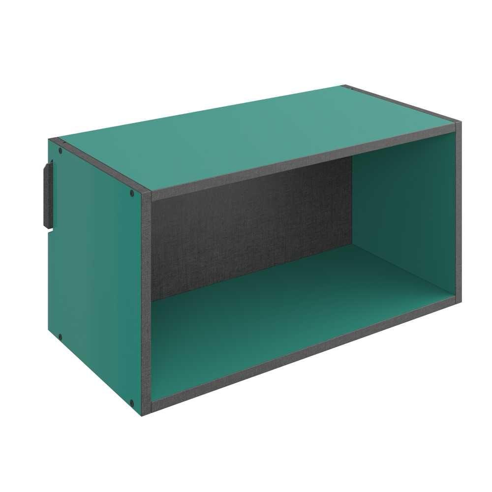 Nicho Grande de Parede 59cm 1003 Colorido Mov BE Mobiliário