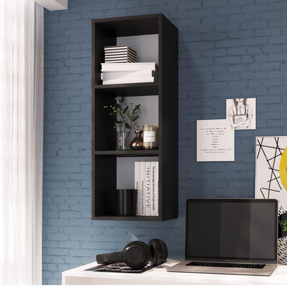 Nicho organizador multifuncional vertical 33x90cm Funcionale AE030 Art in Móveis
