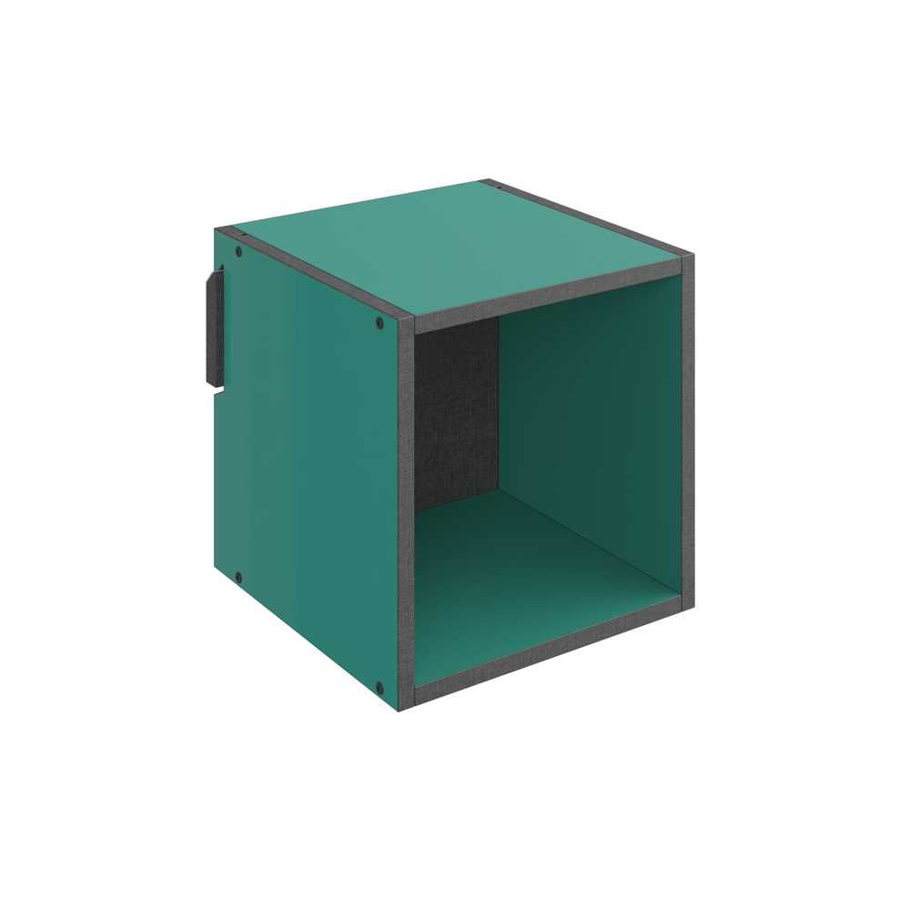 Nicho Pequeno de Parede 29cm Colorido 1002 Mov BE Mobiliário