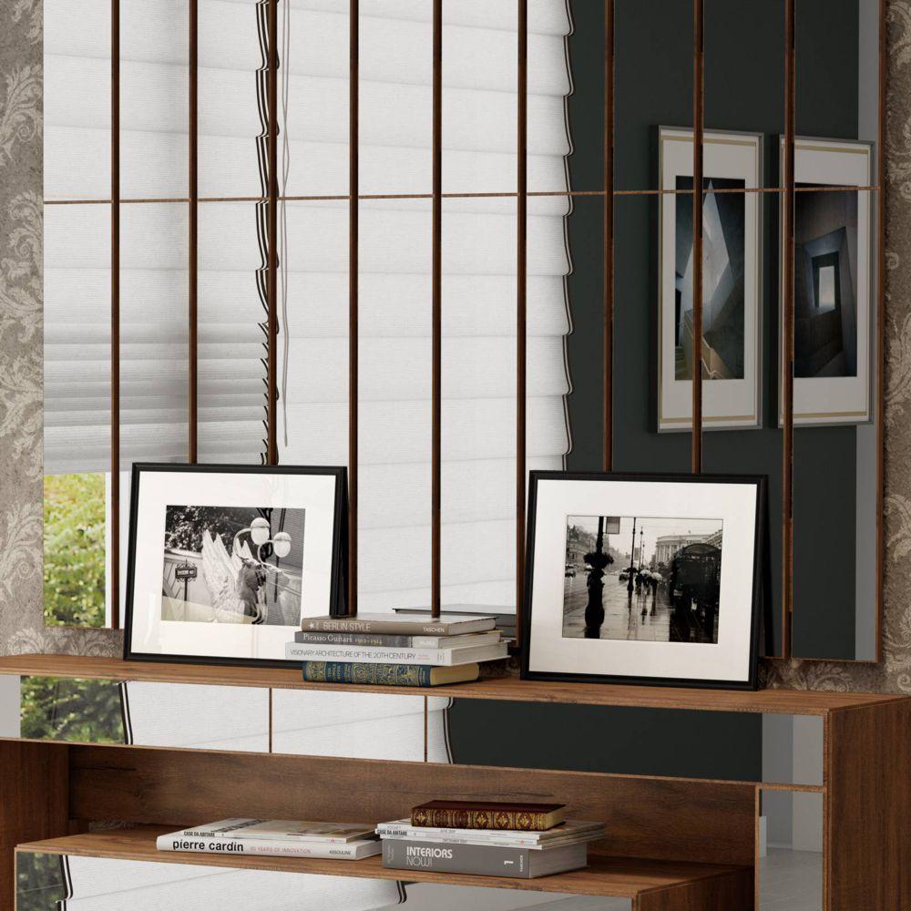Painel Decorativo com Espelhos 150x70cm TB201 Dalla Costa