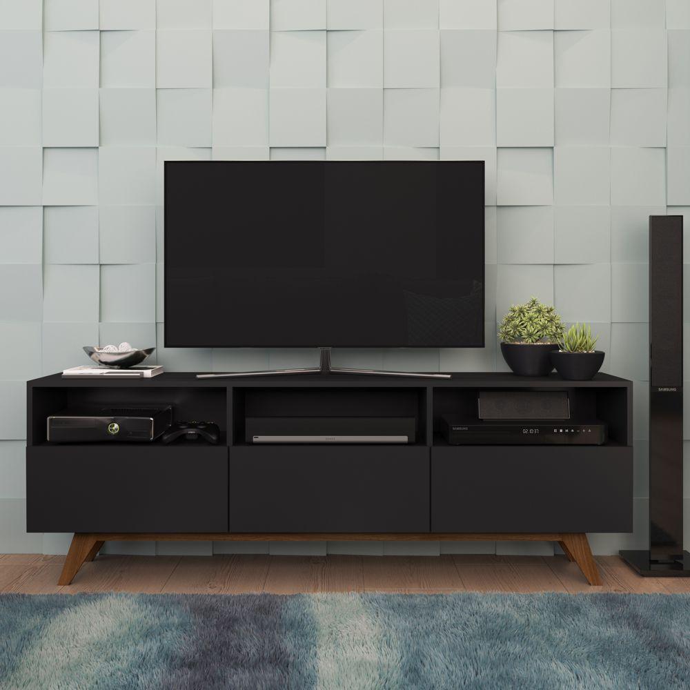 Rack Multiuso Para TV 50'' 1,60m BR117 Estilare