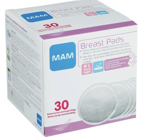 Absorventes para os Seios Breast Pads MAM c/30