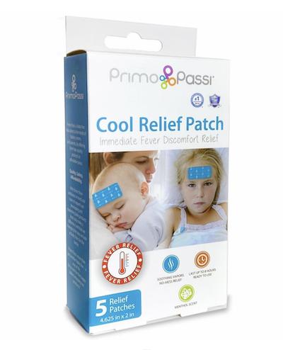 Alívio para Febre Primo Passi Cool Relief Patch