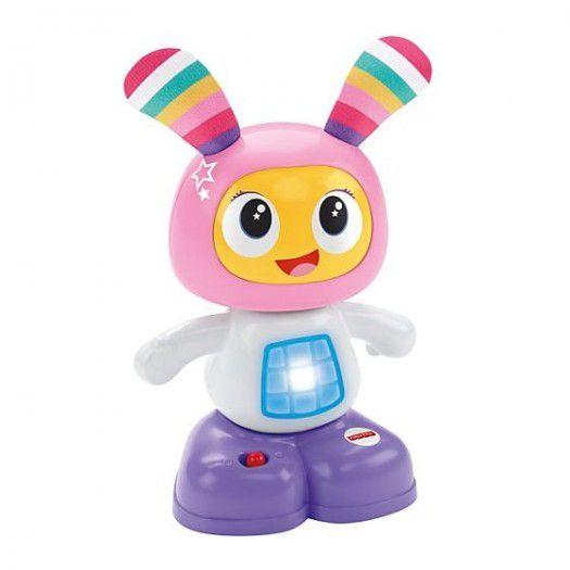 Robô Beatbelle Mini Fisher Price Rosa