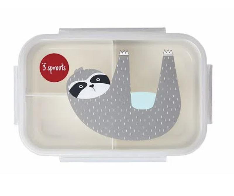 Bento Box 3 Sprouts Bicho Preguiça