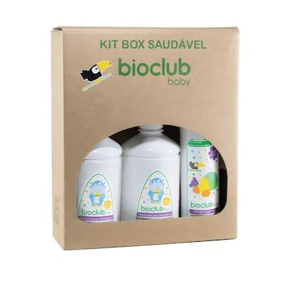 Bioclub Baby Kit Box Casa