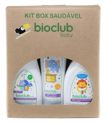 Bioclub Baby Kit Limpeza