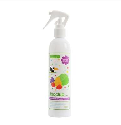 Bioclub Baby Limpeza de Frutas e Vegetais 300ml