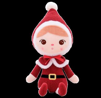 Boneca de Pano Keppel Metoo Natal
