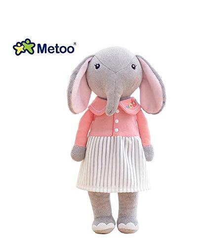 Boneca Elefante Metoo Branca