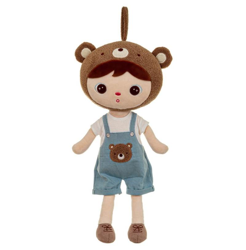 Boneca Metoo Jimbao Boy Bear